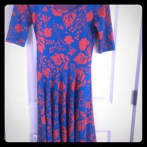 Beautiful Spring Dress. LuLaRoe size medium